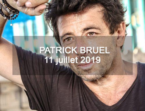 Un 5e anniversaire avec Patrick Bruel !
