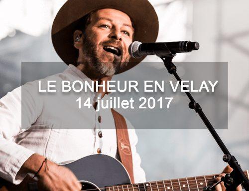 Le bonheur était au Puy-en-Velay