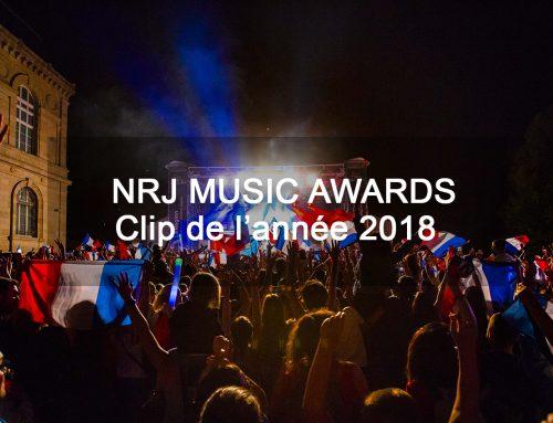 «Demain» élu clip de l'année aux NMA!