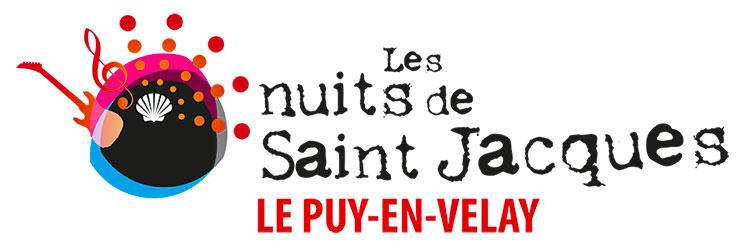 Nuits de Saint-Jacques – Le Festival de la Haute-Loire Logo