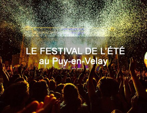 Le festival de l'été en Velay