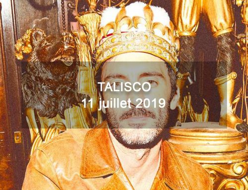 Talisco rejoint la programmation