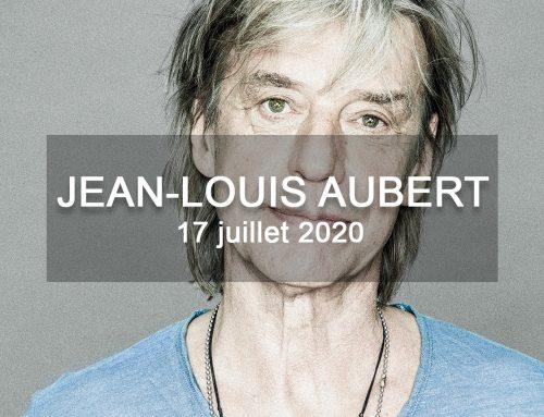 Jean-Louis Aubert choisit Le Puy-en-Velay