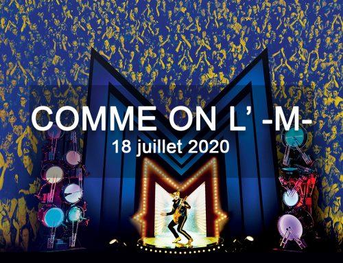 -M- aux Nuits de Saint-Jacques 2020 !