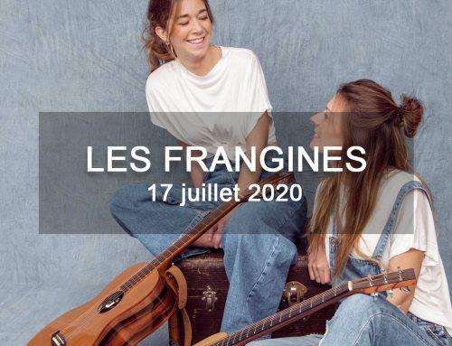 Donnez-moi… Les Frangines !