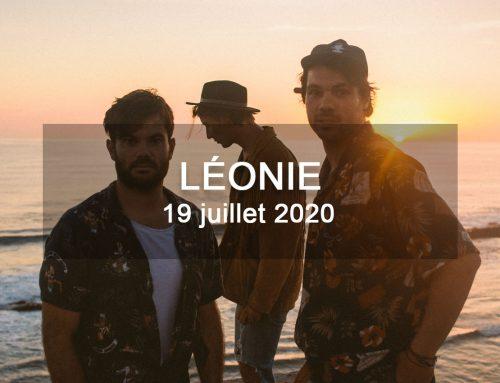 Léonie rejoint la programmation du 19 juillet