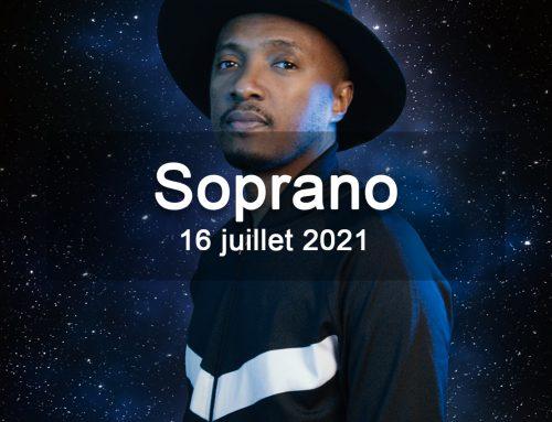 Soprano, chasseur d'étoiles