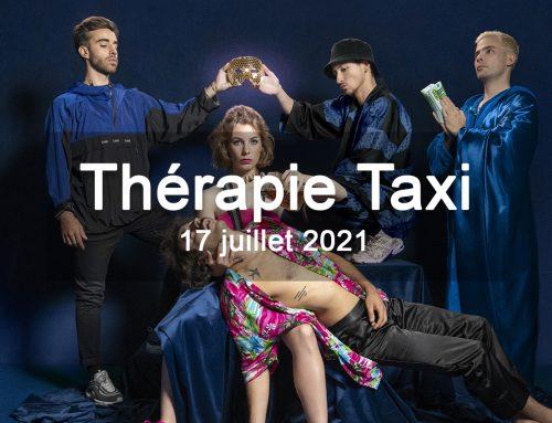 Un dernier tour avec Thérapie Taxi