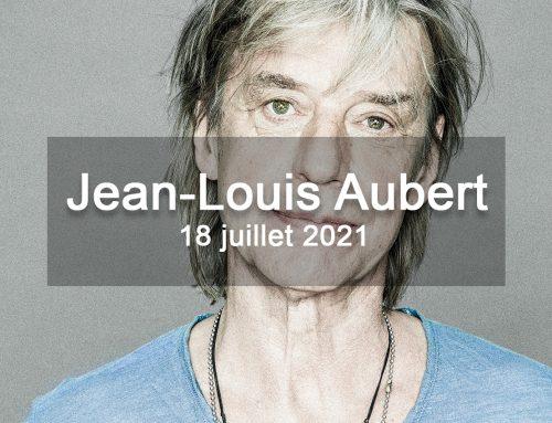 Jean-Louis Aubert clôturera le festival le 18 juillet 2021