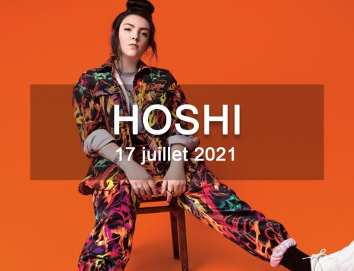 Hoshi complète la date du samedi 17 juillet